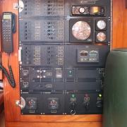 Switchboard panel
