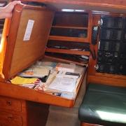 Navigation desk