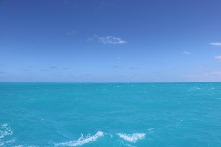 The big blue yonder