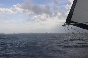 Sailing past Sa