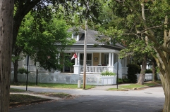 Beaufort style houses